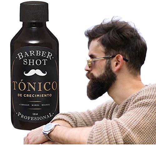 aceite para bigote y barba fabricante Barber Shot