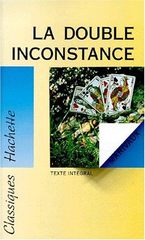 La Double Inconstance, numéro 26, 1999