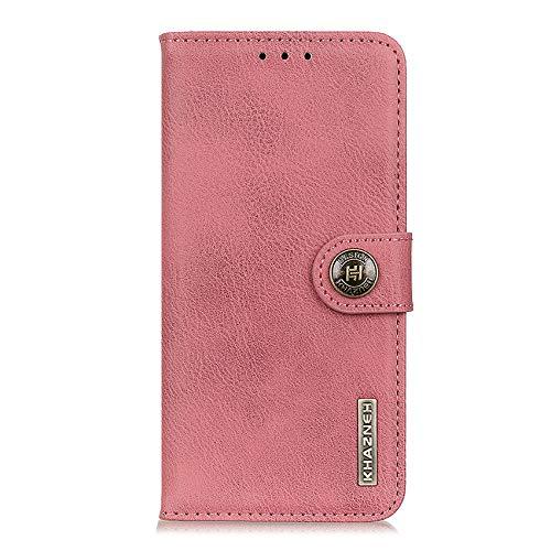 TOPOFU Funda para Xiaomi Redmi Note 10/10S, [Vintage de Billetera Cuero de...