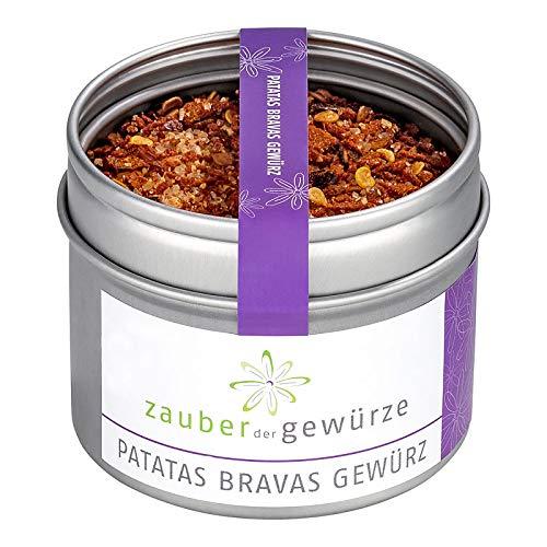 Zauber der Gewürze | Patatas Bravas, spanisches Kartoffel-Gewürz | Premium-Qualität, 85 g