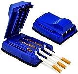 DDCAA Zigarettenstopfmaschine Zigarettenstopfer Stopfmaschine Stopfer Zigaretten Tabakstopfer 3er Stopfer- Praktisches