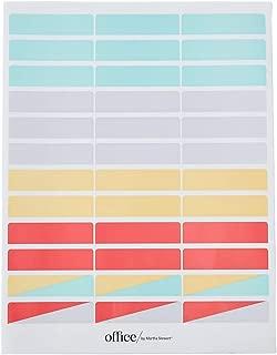 Martha Stewart Adhesive File Folder Labels (51076)