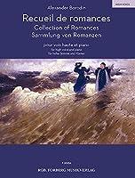 Recueil de Romances - High Voice