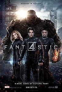 ファンタスティック・フォー (2015) Fantastic Four