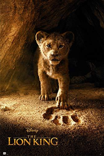Disney Der König der Löwen Poster Simba The Lion King