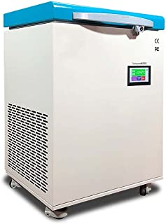lcd glass freezing machine