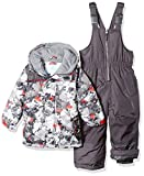 Wippette Baby Boys and Toddler Insulated Snowsuit, Camouflage Ebony, 24M