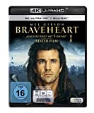 Braveheart (4K Ultra HD) (+ Blu-ray 2D) [Alemania] [Blu-ray]
