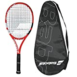 Babolat 2020 Boost S (Boost Strike) Tennis Racquet - Strung with Cover (4-1/8)