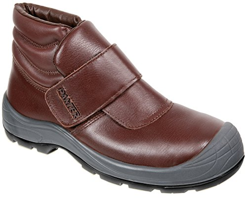 Safety shoes with ankle protection AN - Safety Shoes Today