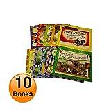 Hairy Maclary & Friends Collection Lynley Dodd 10 Books Set - Slinki Malinki
