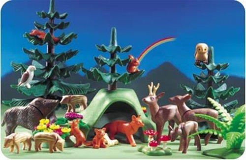 Playmobil 3006 - Waldtiere