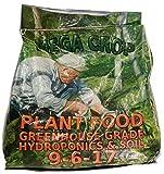 MEGA Crop 21.7lb Bag (9.9kg) Complete Hydroponic and Soil Nutrient