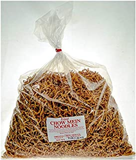 Fried Chow Mein Noodles 3 pound Bag