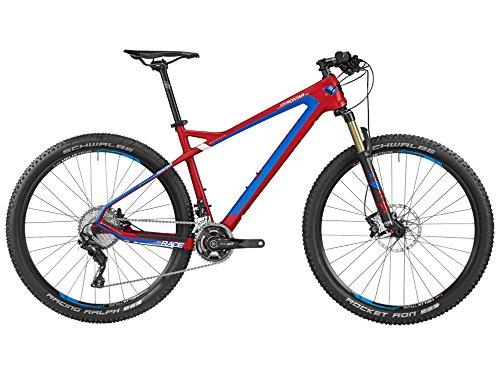 Bergamont Roxtar 9.0 27.5'' Carbon MTB Bicicletta MTB rosso/blu/bianco 2016: taglia: L (177-184 cm)