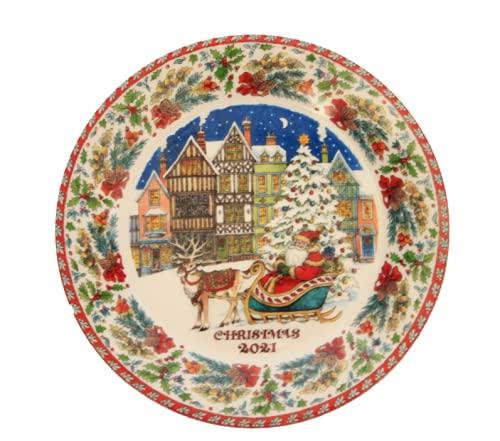 Dunoon 2021 Christmas - Plato (20 cm)