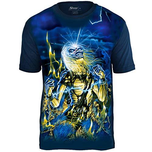 Camiseta Premium Iron Maiden Live After Death