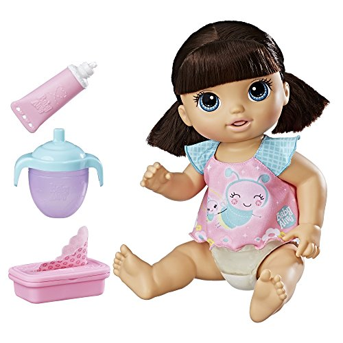 """Baby Alive, Baby-Puppe """"Twinkles 'n Tinkles"""", Brünette"""