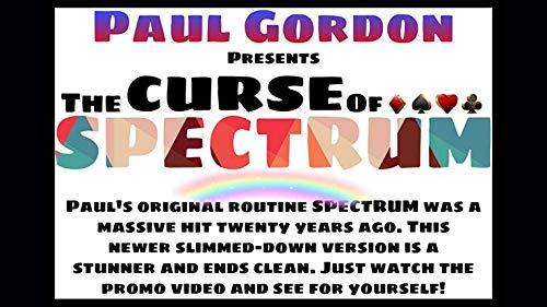 The Curse of Spectrum by Paul Gordon -Trick , Truco de Magia