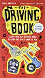 the driving book with red cover