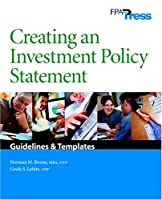 Creating An Investment Policy Statement
