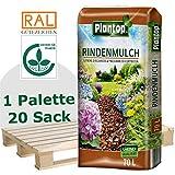 Plantop 20 Sack Rindenmulch á 70 Liter = 1400 Liter