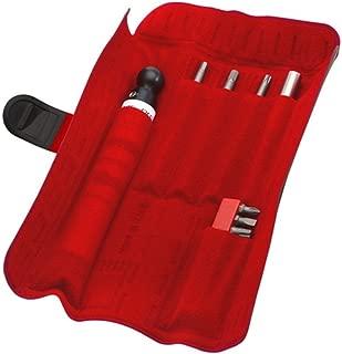 Effetto Mariposa Giustaforza Tool I 2-16 Pro Torque Wrench Set | Hex Torx Socket Ratchet | Bike Kit Tools Wrenches Mountain Bicycle Metric Combination