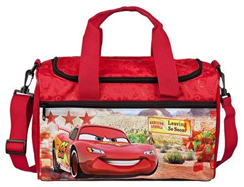 Scooli CAGR7252 sporttas Disney Pixar Cars, ca. 35 x 16 x 24 cm.