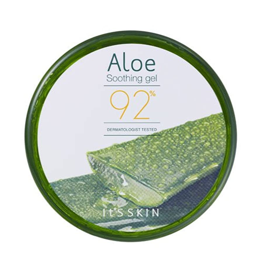 当社石化するのりイッツスキン アロエ スージングジェル92% [海外直送品][並行輸入品]