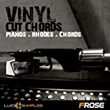Music Production 666 Cut Chord Proben von Real Vinyls - Klaviere, Flügel, Rhodes, Instrumental...
