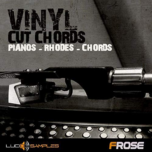 666 Cut Chord Proben von Real Vinyls - Klaviere, Flügel, Rhodes, Instrumental Chords. Diese unverwechselbaren Klang von Vinyl Heute kann ein Teil der Ihre Musik werden|WAV Files Download
