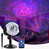 ECOWHO Christmas Laser Light Projector Outdoor, 10 Colors...