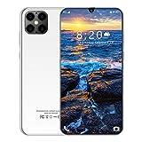 SHENXINCI Smartphone De 6.5' FHD+ Potente Procesador De 8 Núcleos,8 + 256 GB / 8 + 512 GB,Cámara De 13MP + 24.0MP,Batería De 5600mAh,Tarjeta Dual SIM,Cuatro Colores