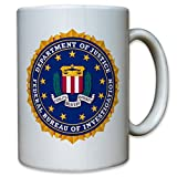FBI Badge Crest Federal Police South Emblem USA America Coat of Arms # 12602
