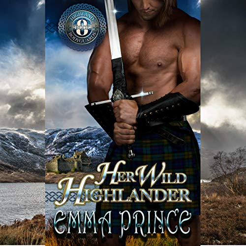 Her Wild Highlander audiobook cover art