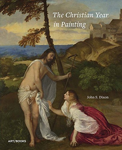 Image of The Christian Year in Painting (ART/BOOKS)