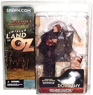McFarlane Toys Twisted Land of Oz : Dorothy Black Dress / Shroud Version