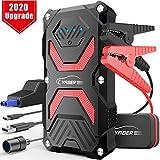 YABER Jump Starter, 1000A 13800mAh Battery Booster