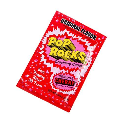 Pop Rocks Knallende Bonbons Original Kirschen Aroma 9,5g