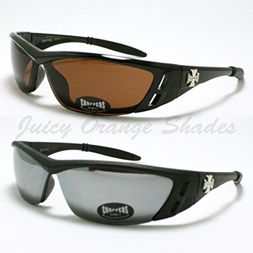 NEW ARRIVAL!!! LIMITED SALE!!!CHOPPERS RIDER All Outdoor SPORTS SuunngGlaassesRUBBER END COMFORT BIKER Shades