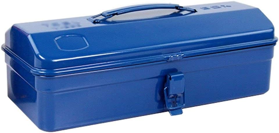 Portable Tool Bombing new work Box Toolbox Thickening San Francisco Mall Durab Iron Wrought