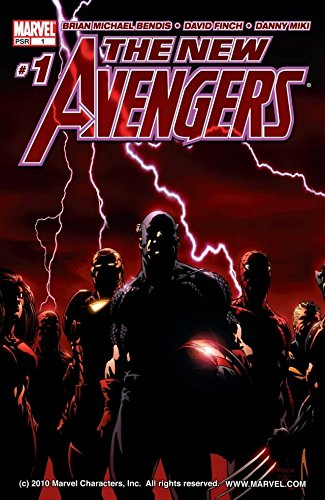 New Avengers (2004-2010) #1 (English Edition)
