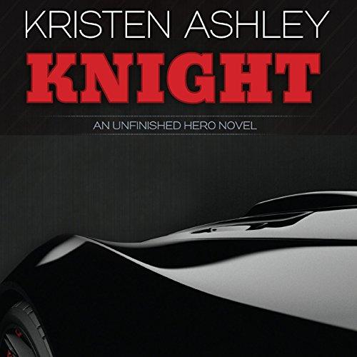 Knight audiobook cover art