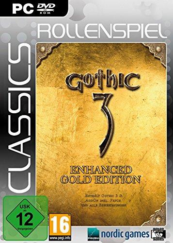 Gothic 3 Gold Computer Spiel inklusive Add-On Götterdämmerung [Windows 7]