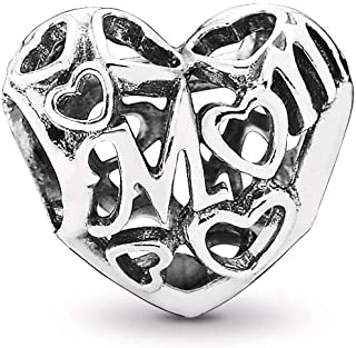 PANDORA Motherly Love Charm, Sterling Silver, One Size