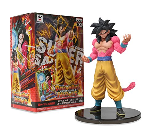 Banpresto Dragon Ball Heroes DXF - Son Goku 4