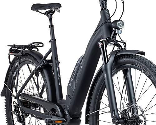 51H5Oq3NRGL - Victoria E-Adventure 8.8 Wave E-Bike 2020 Schwarz-Matt