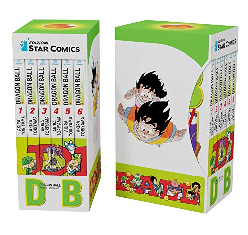 Dragon Ball. Evergreen edition. Collection (Vol. 1-6)