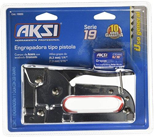 Grapadora Cable Pared marca AKSI