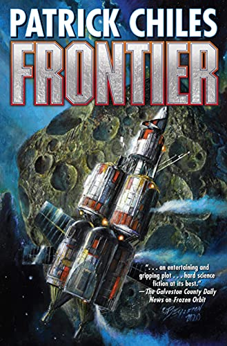 Frontier by [Patrick Chiles]
